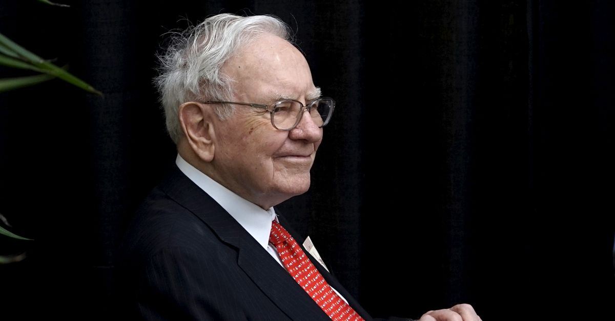 Berkshire sheds nearly all of Wells Fargo, a holding since 1989
