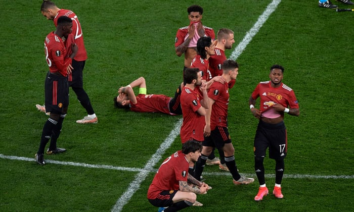 Solskjær's lack of a cohesive attacking structure has been brutally exposed